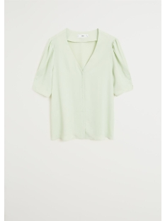 blouse met pofmouwen 67057667 mango blouse 40