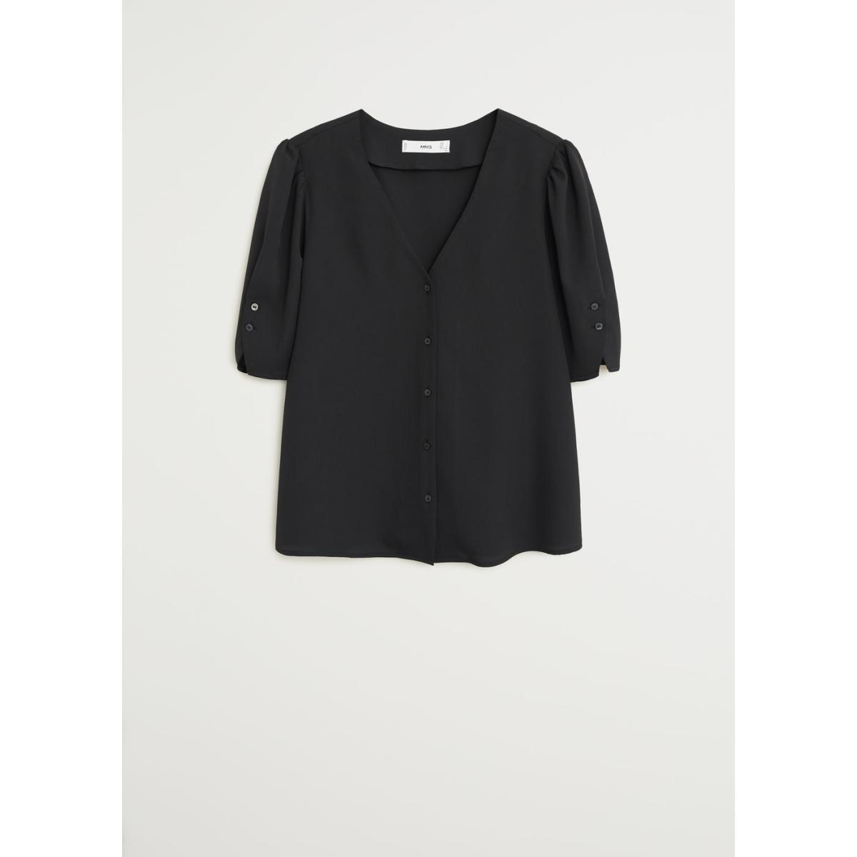 blouse met pofmouwen 67057667 mango blouse 99