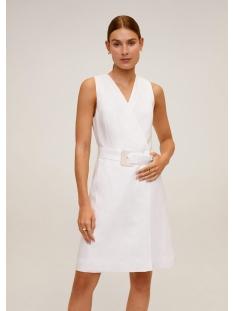linnen jurk met ceintuur 67029025 mango jurk 02