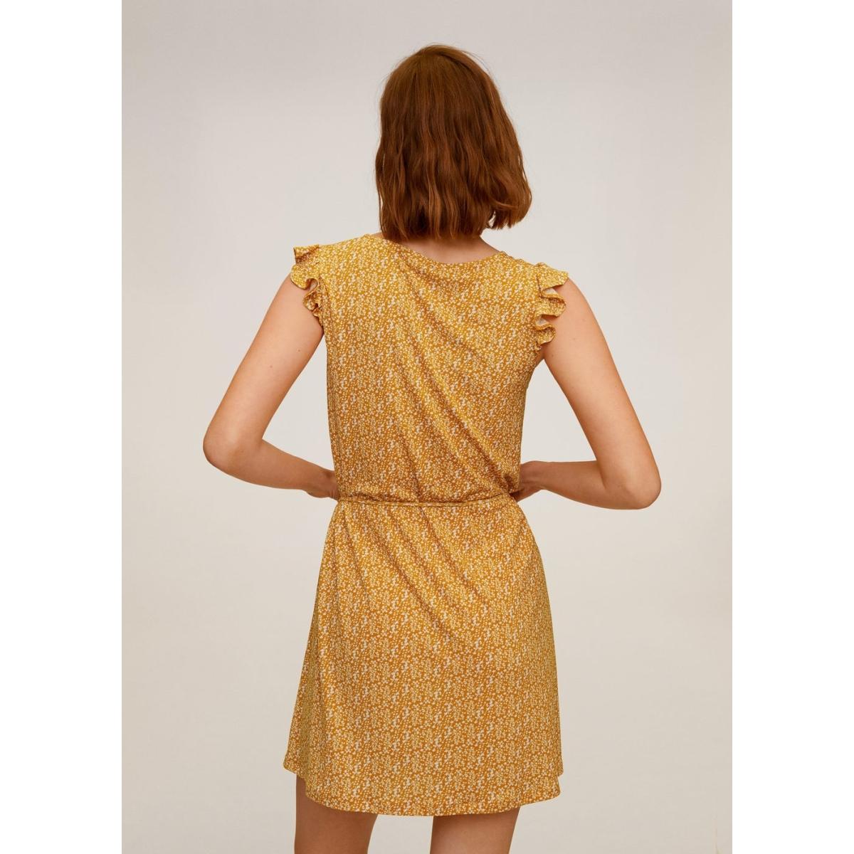 soepelvallende korte jurk 67077887 mango jurk 15