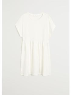 jurk van organisch katoen 67099207 mango jurk 02