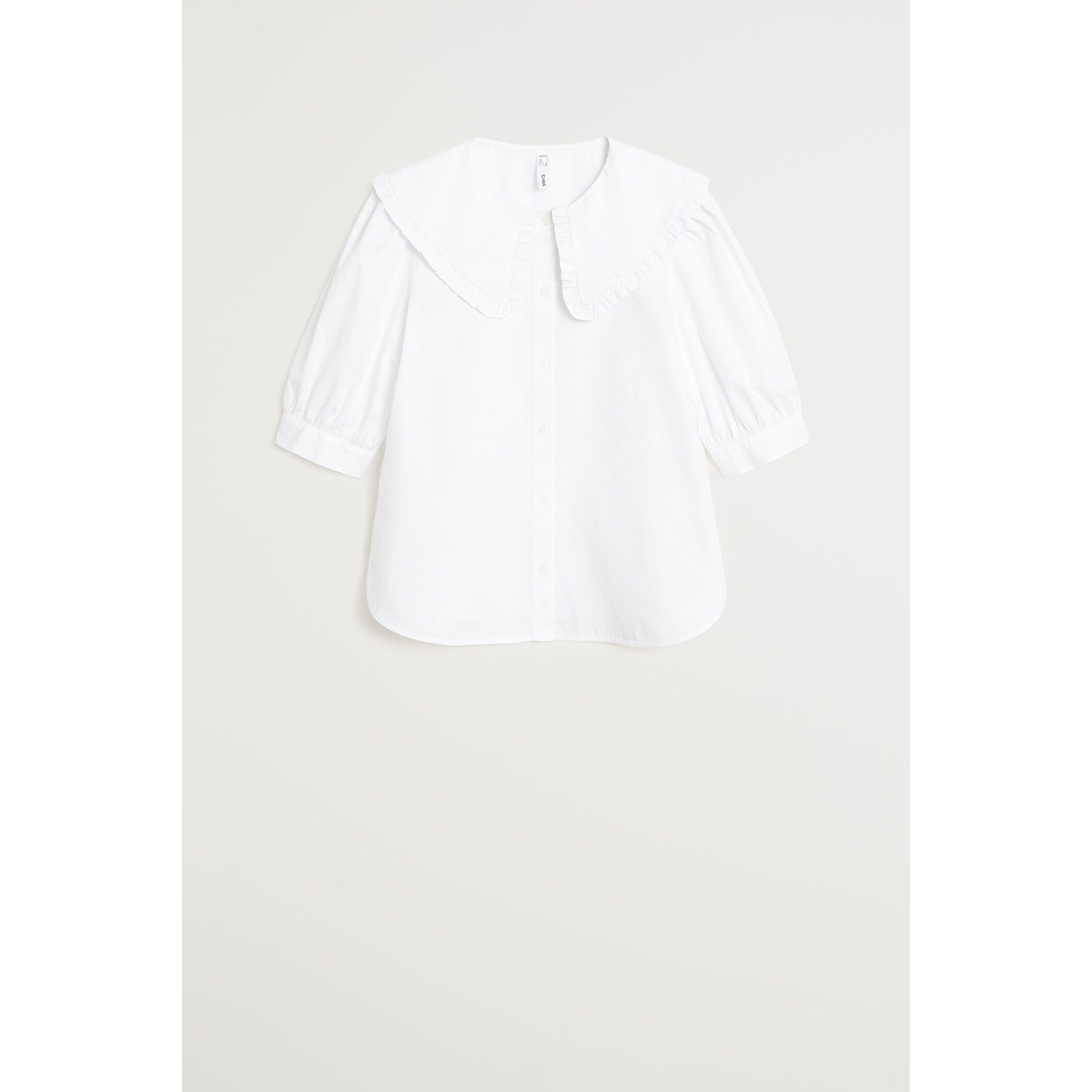 blouse met peterpanboord 67087681 mango blouse 02