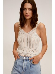 Mango Top CROCHET TOP 77010521 05