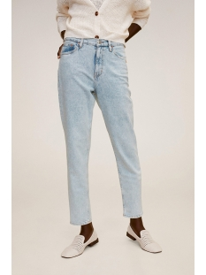 Mango Jeans MOM FIT JEANS 77000529 BL