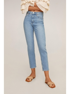 Mango Jeans MOM FIT JEANS 77010516 TC
