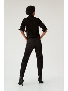zwart spijkerjack 77090509 mango jas tejano negro