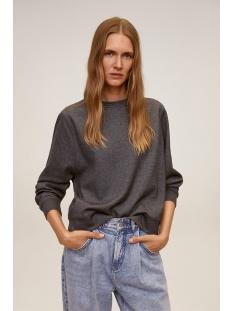 Mango sweater GEMELEERD SWEATSHIRT 77965925 96