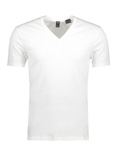 G-Star T-shirt Basic v hals t-shirt 2 pack