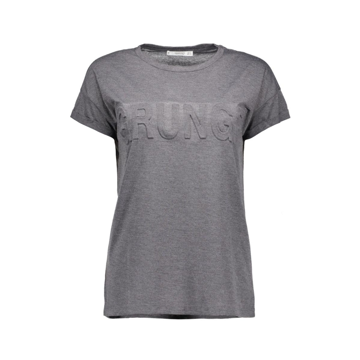 t-shirt emboss7 mango t-shirts 73903013-96