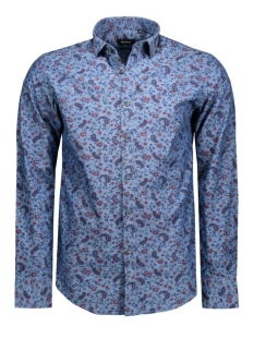 allan paisley print 30200741 matinique overhemd 21207 light blue