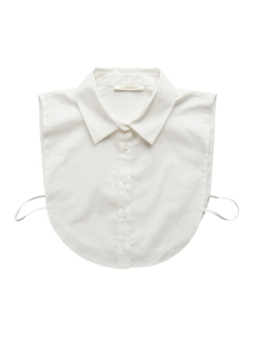 Pieces Blouse PCRIVER COLLAR EXP 17069182 Bright White