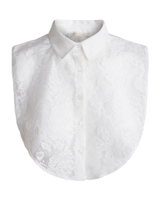 Pieces Accessoire PCRIVER LACE COLLAR  EXP 17072227 Bright White