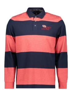 N.Z.A. Polo KAKARAMEA 19HN202 636 NZA FLAME ORANGE