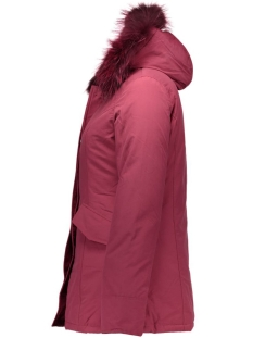 2 pocket basic parka airforce jassen obw16w1652-ttt-tibet_red