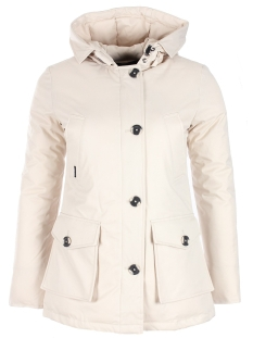 4 pocket basic parka airforce jassen obw16w1690-angora_white