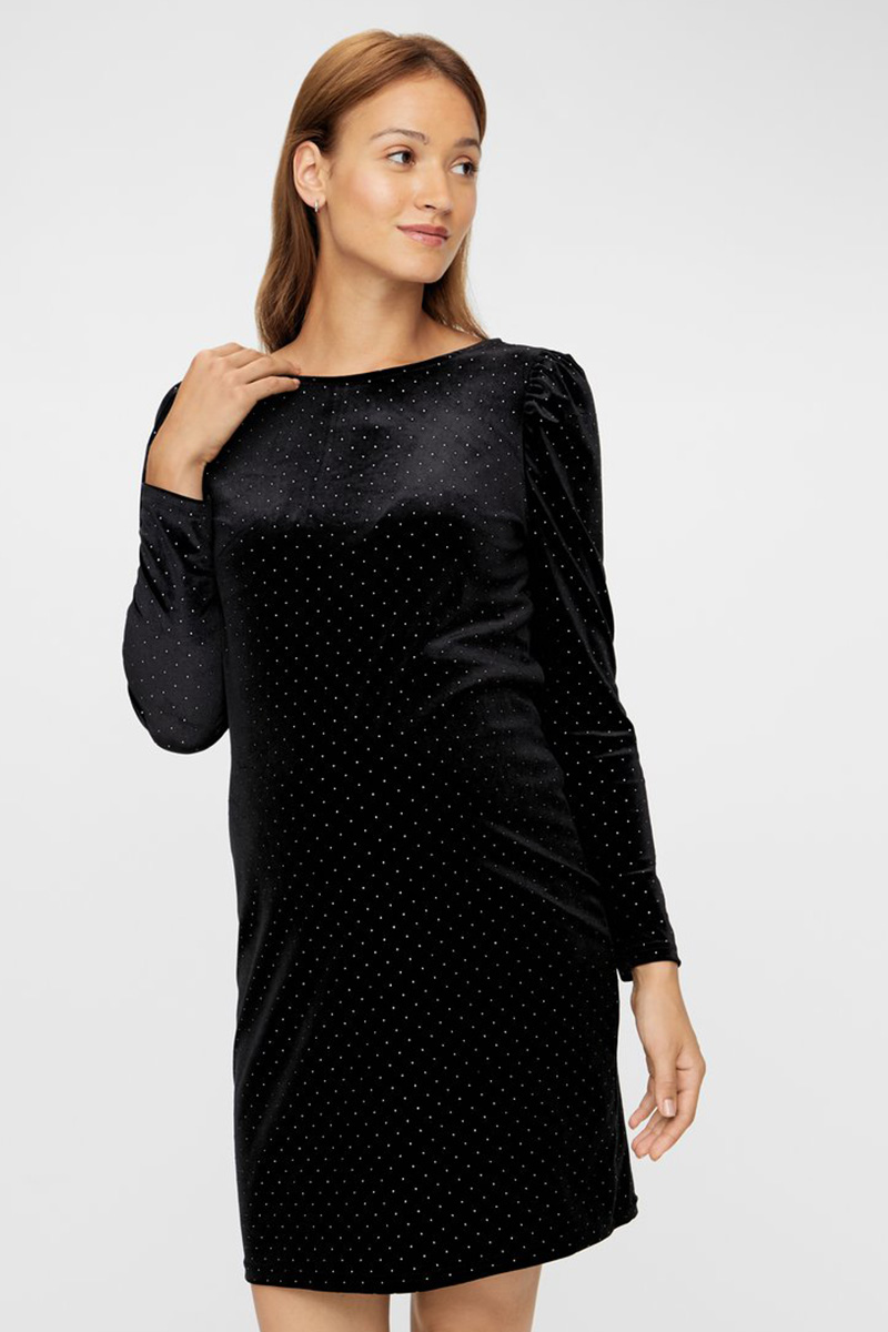 Femme Mamalicious S//S MLSANDRA S//S Jersey Short Dress A
